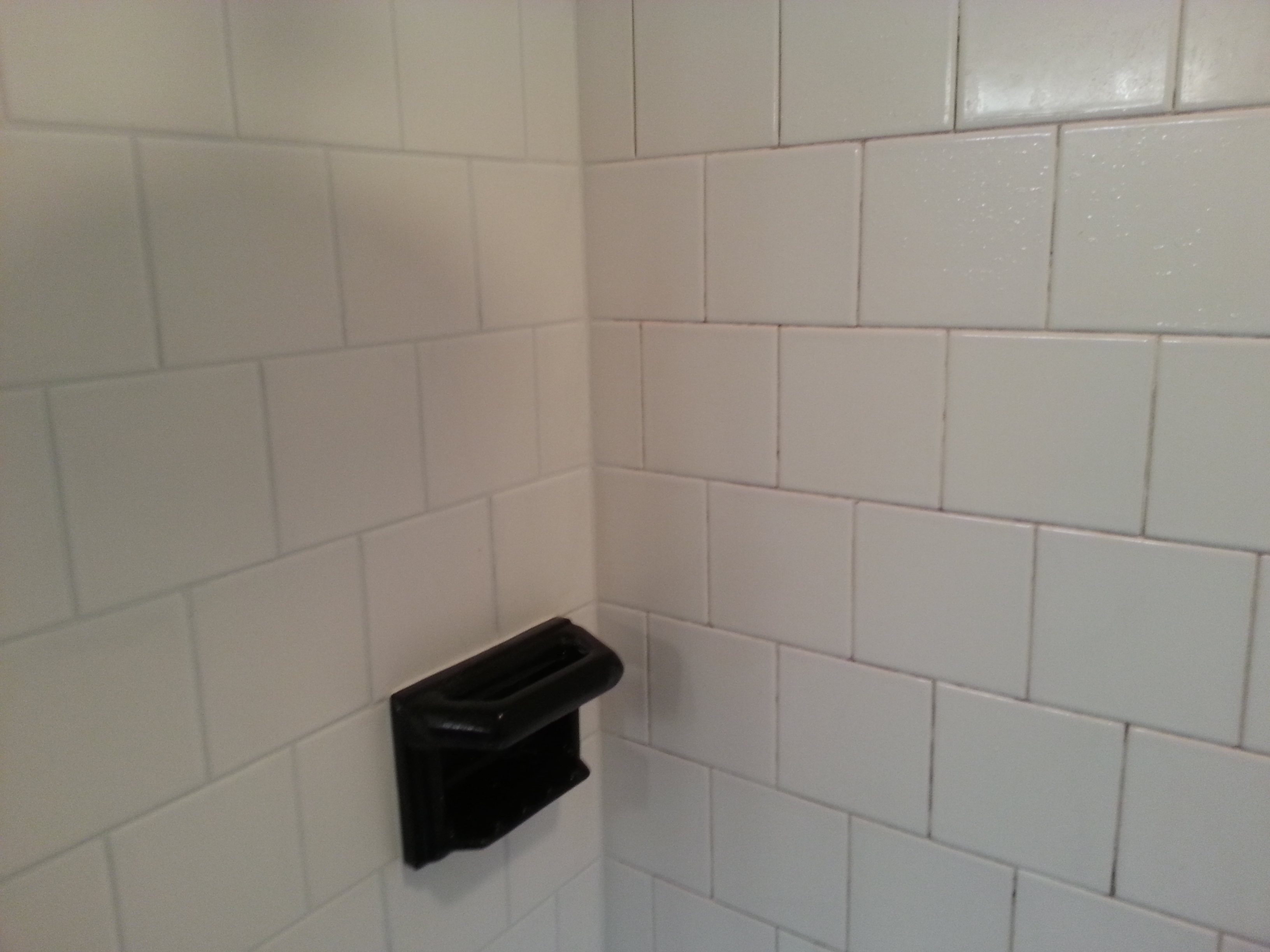 Bathroom Shower Tile Grout Repair